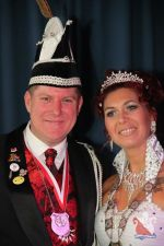Prinses Wilma I & Adjudant André